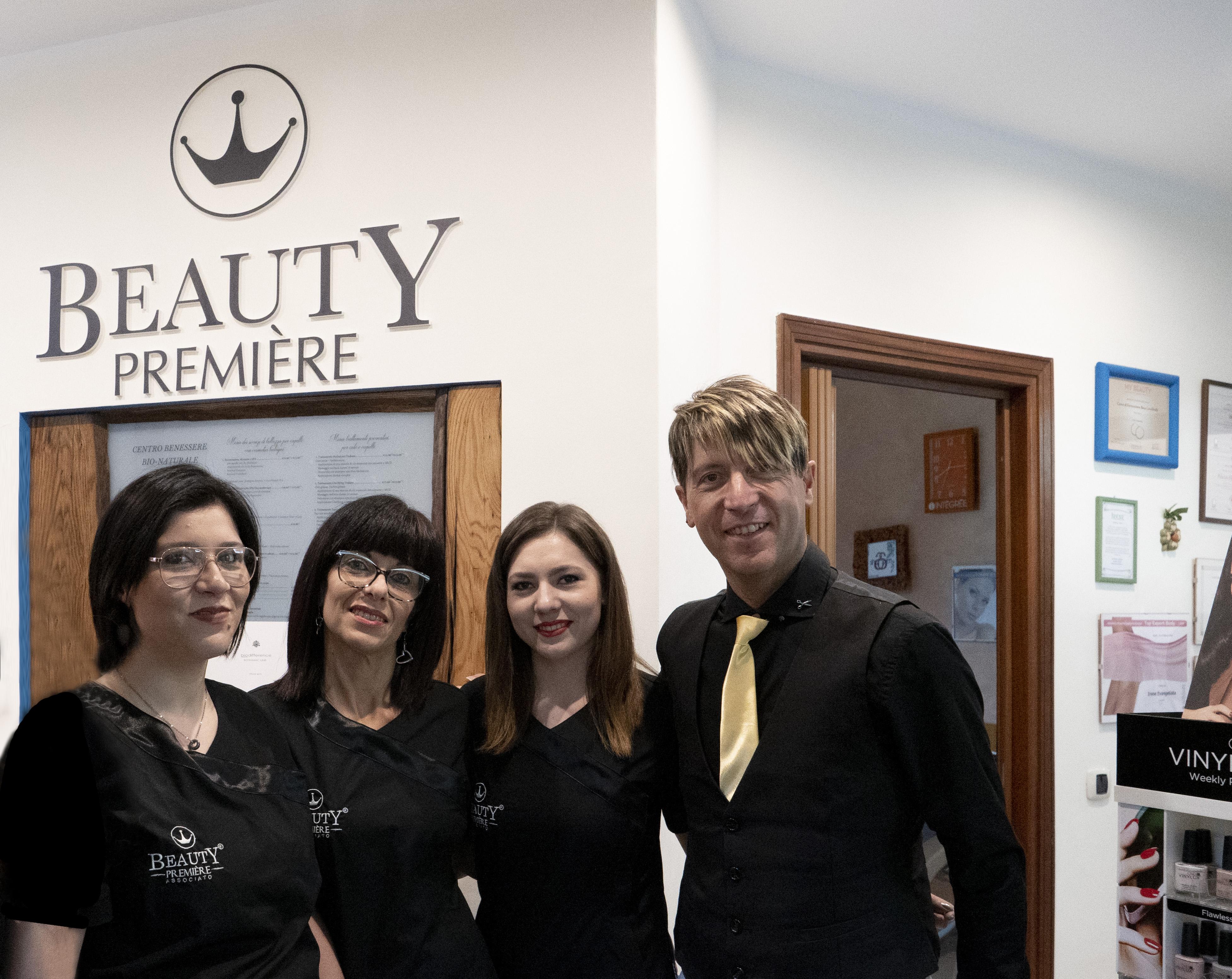 Staff Beauty Première Cassino